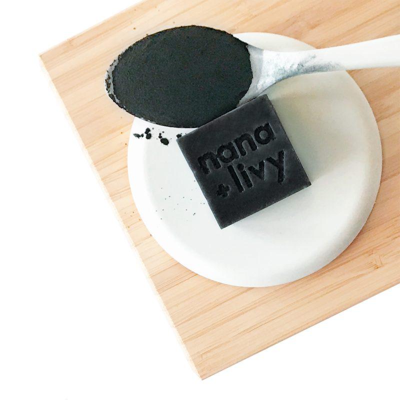 Charcoal Soap Block