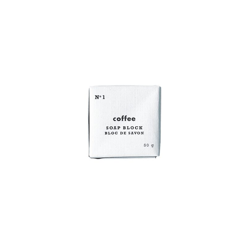 Coffee Soap Block