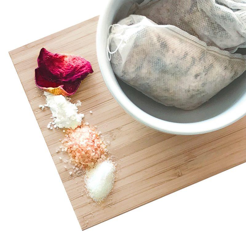 Rose Bath Tea