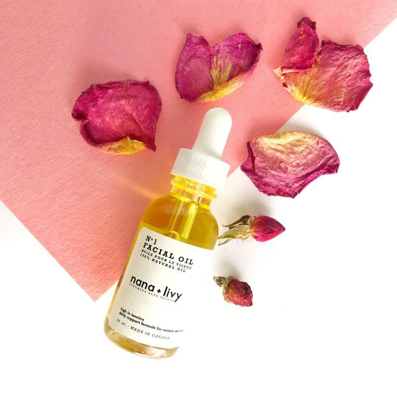 No. 1 Facial Oil for Mature Skin