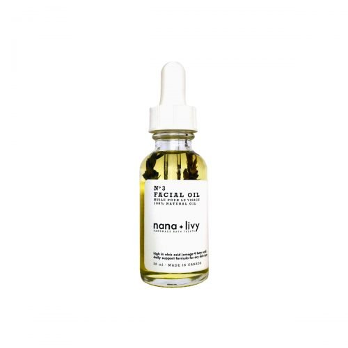 No. 3 Facial Oil for Dry Skin