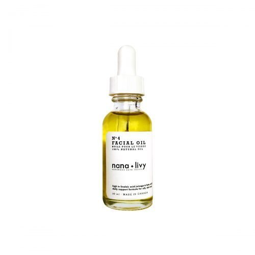 No. 4 Facial Oil for Oily Skin